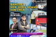 Bambang Soesatyo, Antara MPR, Mobil Mewah dan Singa