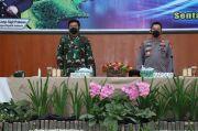 TNI-Polri Tegang di Ibu Kota, Panglima-Kapolri Mantapkan Sinergi di Papua