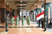 12 Pati TNI AD Naik Pangkat, Dua Mayjen Jadi Letjen