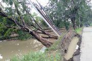 15 Rumah Rusak Disapu Puting Beliung di Bekasi