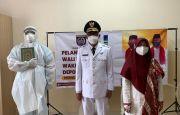 Pelantikan Wali Kota-Wakil Wali Kota Depok Idris di Bandung, Imam di RS Depok
