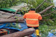 Usai Banjir, Bekasi Dihantam Puting Beliung 29 Rumah Rusak