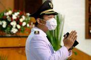 Gibran Rakabuming Tampil Kekinian saat Dilantik Jadi Wali Kota Solo