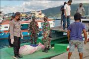 Diduga Sakit, Seorang Nelayan Asal Sangihe Ditemukan Meninggal di Atas Perahu