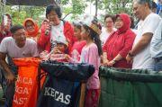 Waduh, Kapasitas Pengelolaan Sampah Nasional Masih di Bawah 50%
