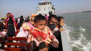 90 Pengungsi Rohingya Hanyut di Tengah Laut Andaman Beberapa Pekan
