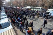 Armenia Terancam Kudeta Militer, Jet Tempur Berdengung di Ibu Kota