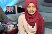 Pengantin ISIS Shamima Begum Haram Injak Tanah Inggris