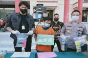Edarkan 28 Gram Sabu, Pemuda Pengangguran Ini Dibekuk Polisi