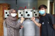 Gagas Luncurkan Inovasi Penyaluran Gaslink melalui CNG Cylinder