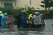 Polisi Sebut Penyebab Orang Meninggal di Genangan Banjir Bukan Tersengat Listrik