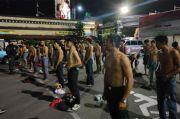 Serang Polisi saat Dibubarkan, 31 Penonton dan Pembalap Liar Diamankan