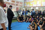 Berkunjung ke KONI, Ketua Satgas Motivasi Atlet PON Sulsel