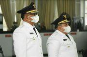Gubernur Sumut Lantik Bupati-Wakil Bupati Tapsel, Dolly Pasaribu-Rasyid Dongoran