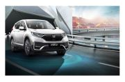 Teknologi Keselamatan Canggih Honda SENSINGTM Lengkapi Tampilan Baru New Honda CR-V