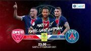 Live Streaming RCTI Plus: Paris Saint-Germain vs Dijon