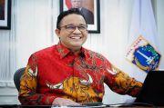 Rayakan Cap Go Meh, Batik Merah Anies Bikin Salfok Netizen