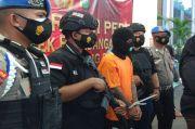 Edarkan Sabu 400 Gram Milik Napi, Residivis Bertato Diciduk Polisi
