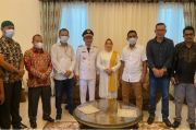 Bupati-Wakil Bupati Puhuwato Dilantik, Ini Harapan Ketua Dewan Pembina YPJI