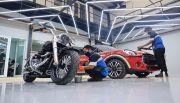 Keren dan Aman, AURORA Coating Lindungi Cat Mobil - Motor