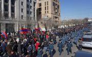 Pemimpin Oposisi Armenia Desak Militer Memberontak