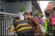Khawatir Menularkan, Akses ke Salah Satu Rumah Pasien COVID-19 Ditutup