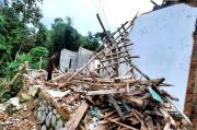Pergerakan Tanah Meluas di Purwakarta, Jumlah Rumah Rusak Terus Bertambah
