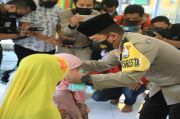 Kampanye Pakai Masker di Ponpes, Kombes Leo: Santri Adalah Orang-orang Disiplin