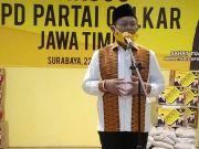 Partai Golkar Jatim Minta Kepala Daerah yang Dilantik Beri Manfaat Bagi Rakyat