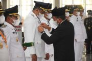 Atas Nama Presiden Jokowi, Edy Rahmayadi Lantik Bobby Nasutin Jadi Wali Kota Medan
