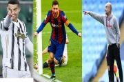 Hasil Pertandingan Sepak Bola Sabtu-Minggu (27-28/2/2021): Bono Korban Ke-8 Messi