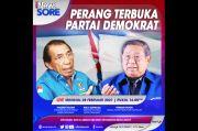 Perang Terbuka Partai Demokrat, Simak Selengkapnya di iNews Sore Minggu Pukul 16.00 WIB