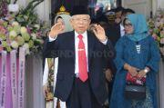Maruf Amin Masuk Survei Capres, Elektabilitasnya Beda Tipis dengan Mahfud MD