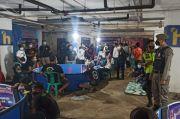 Kontes Sabung Ayam di Basement Eks Mall di Kota Bogor Dibubarkan Petugas