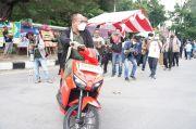 Apresiasi Karya Anak Bangsa, Pangdam XIV/Hasanudin Borong Motor Listrik Gesits