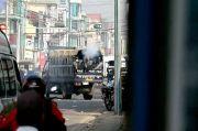 Polisi Myanmar Semakin Brutal, 4 Demonstran Ditembak Mati