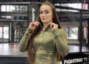 Wow! Petarung MMA Cantik Diana Asvaragova Banjir Lamaran Menikah