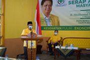 Temui Pemilih di Pasuruan-Probolinggo, Misbakhun Beber Kiprah Airlangga Hartarto