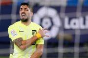 Bebas Kartu Lawan Villarreal, Suarez Siap Ancam Madrid di Derbi Madrileno
