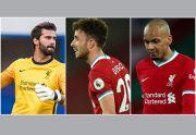 Tiga Pemain Penting Liverpool Siap Comeback Lawan Chelsea