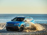 Jeep Tolak Permintaan Suku Indian Agar Copot Nama Cherokee