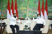Temui Menteri ATR/BPN, Kabareskrim Tegaskan Komitmen Berantas Mafia Tanah