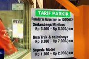 Mulai Diuji Coba, Kendaraan Tak Lulus Uji Emisi Tarif Parkir Rp12.000 per Jam