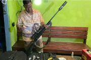 5 Pucuk Senjata Api Rakitan dan Teleskop Disita Polres Merauke