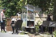 Banda Aceh Gempar, Benda Diduga Bom Meledak di Depan Rumah