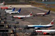 Digebuk Pandemi, Investor Industri Penerbangan Sudah Kaing-Kaing