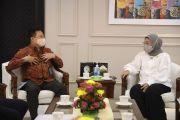 Kemnaker Jajaki Kerja Sama Wirausaha dengan PNM