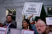 Tunangan Khashoggi Desak Putra Mahkota Saudi Segera Dihukum
