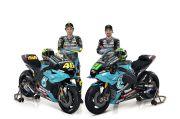 Peluncuran Motor Petronas Yamaha SRT, Begini Tampilan Baru Valentino Rossi