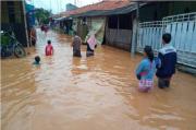 Genangi Tiga Desa di Cirebon, Banjir Setinggi 1,2 Meter Perlahan Surut